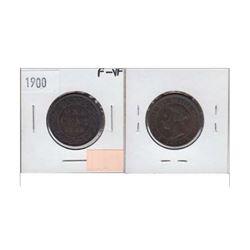 1900 Canada 1 Cent