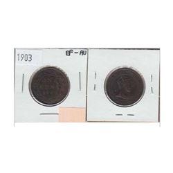 1903 Canada 1 Cent