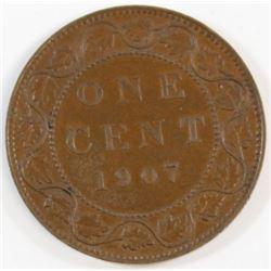 1907 Canada 1 Cent