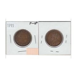 1911 Canada 1 Cent