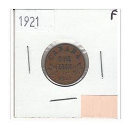 1921 Canada 1 Cent