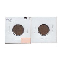 1922 Canada 1 Cent