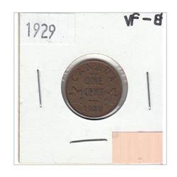 1929 Canada 1 Cent