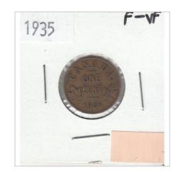 1935 Canada 1 Cent