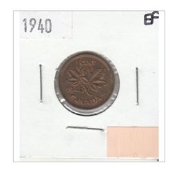 1940 Canada 1 Cent