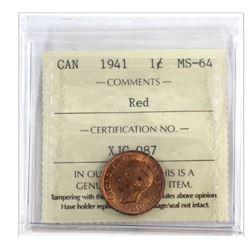 1941 Canada 1 Cent