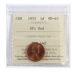 1955 Canada 1 Cent