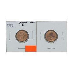 1962 Canada 1 Cent