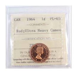 1964 Canada 1 Cent