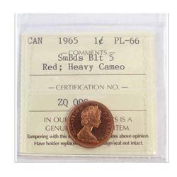 1965 Canada 1 Cent