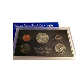 1970 USA Coin Set