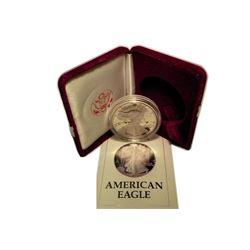 1987-S USA Coin Set