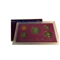 1989 USA Coin Set