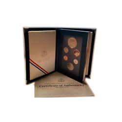 1990 USA Coin Set