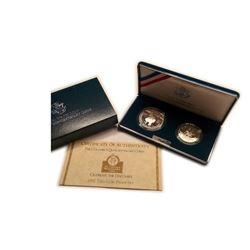1992 USA Coin Set