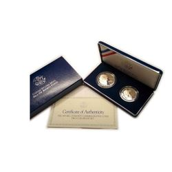 1993 USA Coin Set