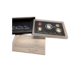 1993 USA Coin Set