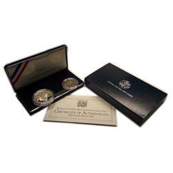 1994 USA Coin Set