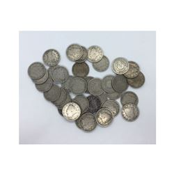 Roll of USA Nickels