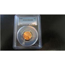 1944 USA 1 Cent