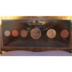 1983 Canada Coin Set