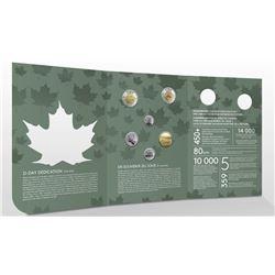 2019 Canada Coin Set
