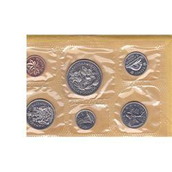 1970 Canada Coin Set