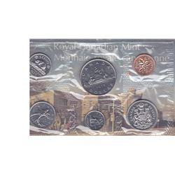 1975 Canada Coin Set