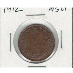 1912 Canada 1 Cent