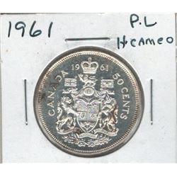 1961 Canada 50 Cent