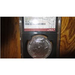 2017 Great Britain $2 Pound Coin