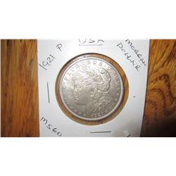 1921-P USA 1 Dollar
