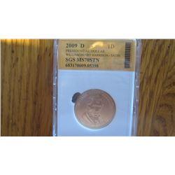 2009-D USA 1 Dollar