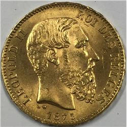 20 Francs Gold Coin