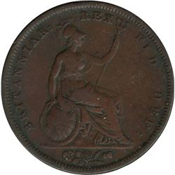 1826 Great Britain Penny