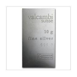 10 Gram Silver Bar