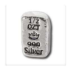 1/2oz Silver Bar