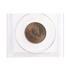 1902 Canada 1 Cent