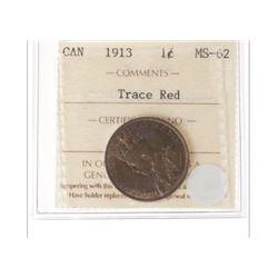 1913 Canada 1 Cent
