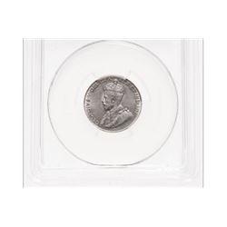 1929 Canada 5 Cent