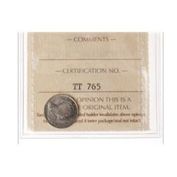 1902 Canada 5 Cent