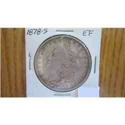 1878-S USA 1 Dollar