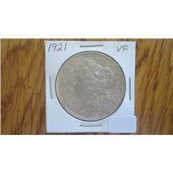 1921 USA 1 Dollar