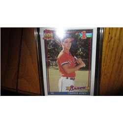 Chipper Jones Baseball Card
