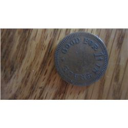1 Cent in Trade Token (RARE)