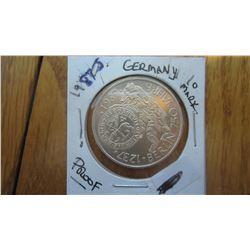 1987-J Germany 10 Mark