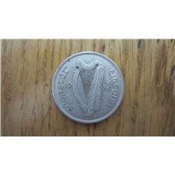 1930 Ireland 1 Florin