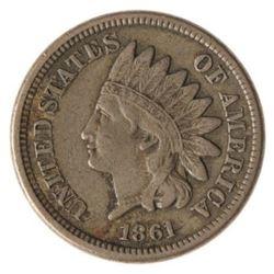 1861 USA 1 Cent