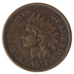 1875 USA 1 Cent