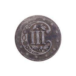 1861 USA 3 Cent